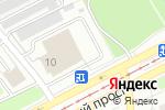 Схема проезда до компании Открытая дорога в Санкт-Петербурге