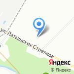 Манипулятор на карте Санкт-Петербурга