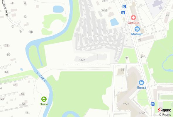 жилой комплекс Воронцов