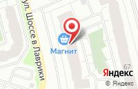Схема проезда до компании Новостройки в Новом Девяткино
