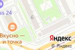 Схема проезда до компании Старт в Санкт-Петербурге