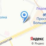 Yulia на карте Санкт-Петербурга