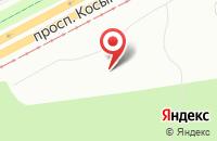 Схема проезда до компании Леанто в Санкт-Петербурге