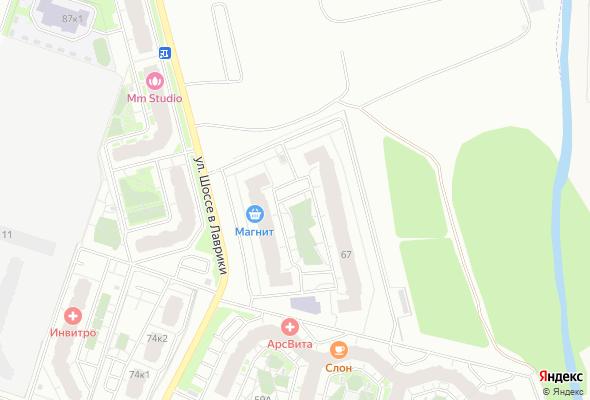жилой комплекс Муринское-1
