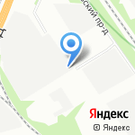 Биформ на карте Санкт-Петербурга