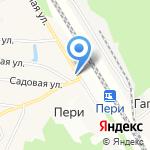 Пятачок на карте Санкт-Петербурга