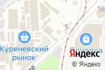 Схема проезда до компании Магазин электроинструмента в