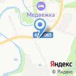 Ирина на карте Санкт-Петербурга