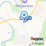 Zoomag на карте Санкт-Петербурга