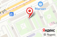 Схема проезда до компании Жилищный сервис в Подольске