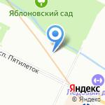 Tuttimarket на карте Санкт-Петербурга