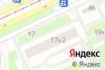 Схема проезда до компании Добрыня в Санкт-Петербурге
