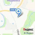 Библиотека Муниципального образования Муринское сельское поселение на карте Санкт-Петербурга