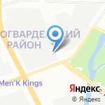 Эго Инжиниринг на карте Санкт-Петербурга
