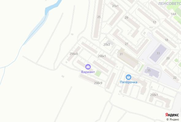 жилой комплекс Вариант