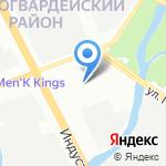 КРОМЛЕКС на карте Санкт-Петербурга