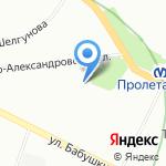 ПРОФЕССИОНАЛ на карте Санкт-Петербурга