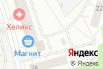 Схема проезда до компании КЛЮЧ ЗДОРОВЬЯ в Мурино