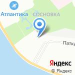 Атри-Сервис на карте Санкт-Петербурга