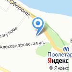 Музыка на карте Санкт-Петербурга