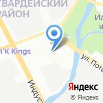 Ассоциация АТИС на карте Санкт-Петербурга
