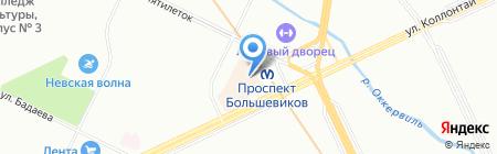 Ленинградские аптеки на карте Санкт-Петербурга