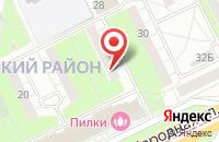Схема проезда до компании Галичское в Подольске