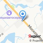 ПолимерТорг на карте Санкт-Петербурга