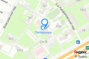 Однокомнатная квартира в Санкт-Петербурге Запорожская ул., 23к2