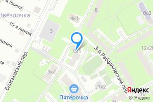 Снять комнату в Санкт-Петербурге 3-й Рабфаковский пер., 5к1