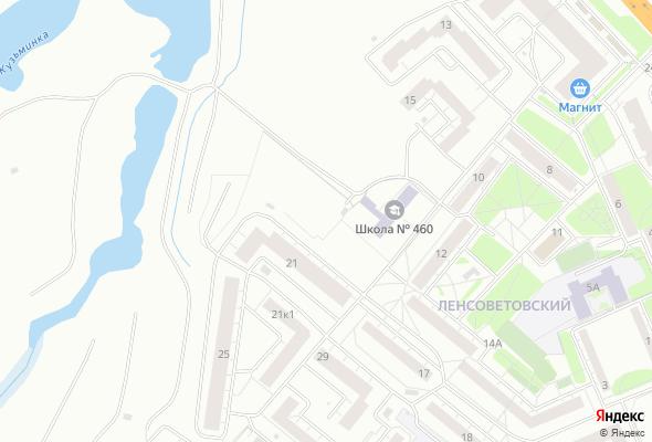 жилой комплекс Ленсоветовский