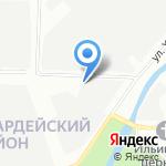 ALEKSAUTO на карте Санкт-Петербурга