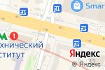 Схема проезда до компании Магазин украшений в