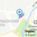 АвтоБокс178 на карте Санкт-Петербурга