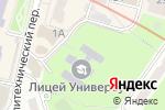 Схема проезда до компании Константа-ГС, ТОВ в
