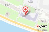 Схема проезда до компании Наизнанку.ru в Боре