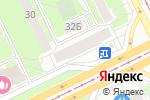 Схема проезда до компании Моё бельё в Санкт-Петербурге