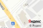 Схема проезда до компании Фор Гейтс Украина в