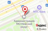 Схема проезда до компании S Media Digital агентство С Медиа в Александровке
