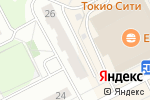 Схема проезда до компании Лукачо в Санкт-Петербурге