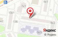 Схема проезда до компании Гартекс в Санкт-Петербурге