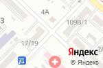 Схема проезда до компании Киоск кондитерских изделий в
