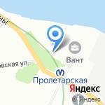 Sateg на карте Санкт-Петербурга