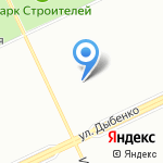 Надежные франшизы на карте Санкт-Петербурга