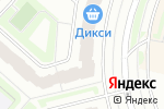 Схема проезда до компании Пицца Суши Маркет в Санкт-Петербурге
