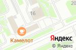 Схема проезда до компании Невис в Санкт-Петербурге