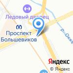 NHT Global на карте Санкт-Петербурга