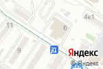 Схема проезда до компании Автошкола в