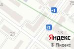 Схема проезда до компании Нотариус Забавская Н.В. в