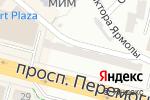 Схема проезда до компании Технопапа в